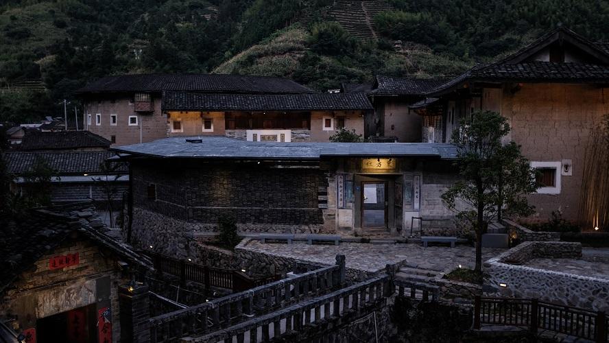 青普文化行馆·南靖土楼(唯一一座由五栋百年土楼改建而成的文化行馆)